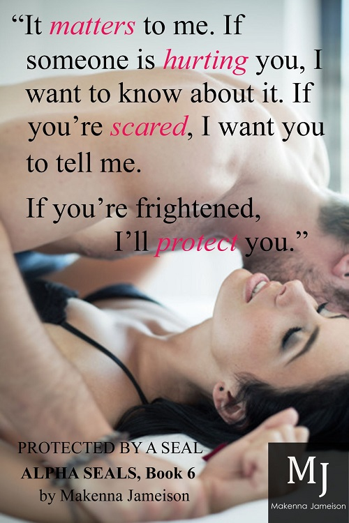 Protected by a SEAL Teaser 1